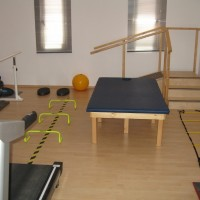 Recent creation of our Rehabilitation center